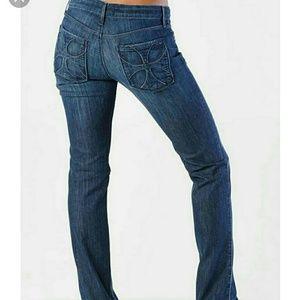 Habitual NYLA Dark Wash Jeans Sz. 26